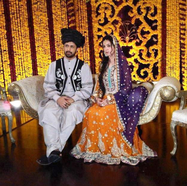 Photos: Atif Aslam's wedding with Sarah! | Bollywood Lovers