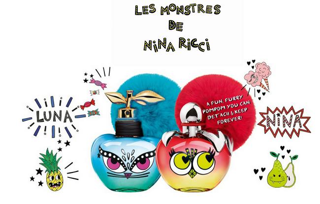 Colonias Les Monstres de Nina Ricci