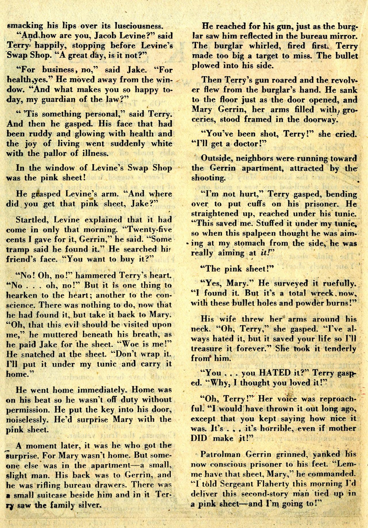 Read online Detective Comics (1937) comic -  Issue #121 - 32