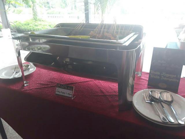 Buffet Ramadhan 2018 - Pulai Spring Resort Buffet Citra Ala Bazaar