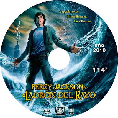 Percy Jackson – y el ladrón del rayo - [2010]