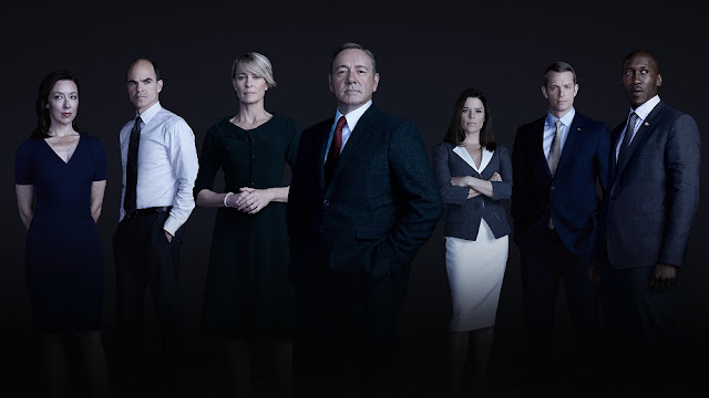 house of cards season 4 cast lineup