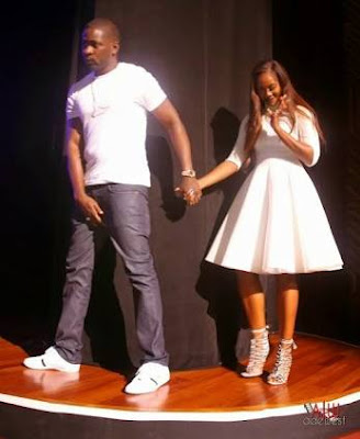Tiwa Savage And Hubby Teebliz Are Back And Living Together