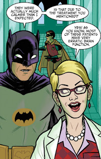 Batman & Robin & Harley Quinn
