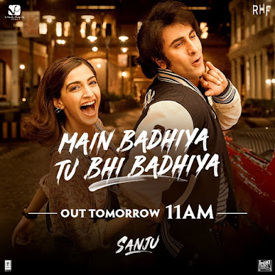 badhiya-from-sanju-to-release-on-sunday
