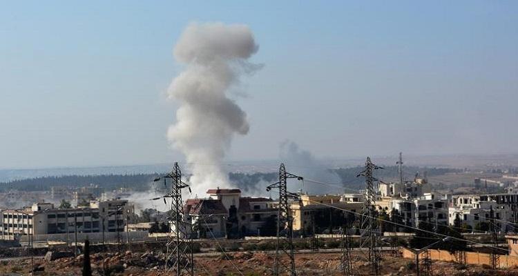 قصف عنيف على حلب .. وأنباء عن هجوم وشيك على المدينة