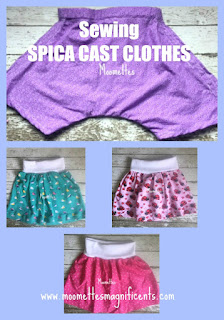 Hip Dysplasia DIY Spica Cast Clothing for Girls