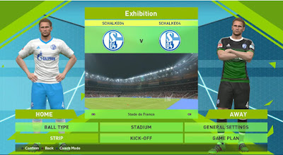 PES 2016 Schalke 04 Kits 16-17 by ramin_cpu and peskitsallin