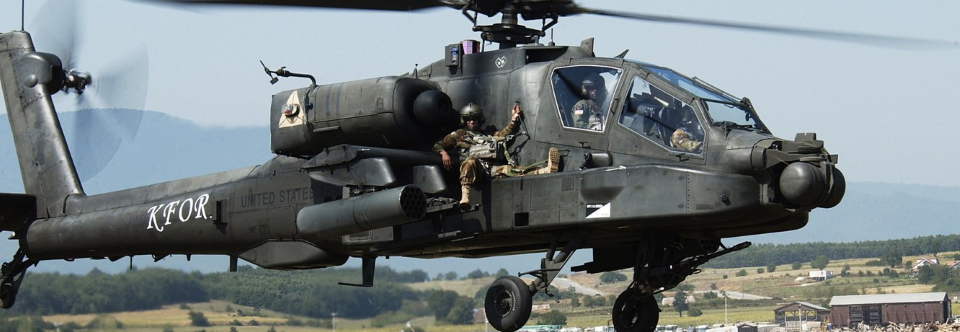 Ukraine plans to buy AH-64 Apache helicopters