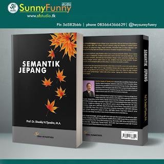 jasa cover dan layout buku murah ini adalah pesanan dali BINUS