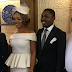 Photogist: Daughter Of Former Abia State Governor, Weds In Court