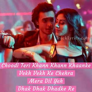 song-quotes-2018-akh-lad-jaave-loveratri-jubin-nautiyal-aayush-sharma-badshah