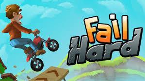 Fail Hard: Trò chơi đua xe địa hình trên Android