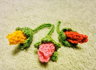 Cómo tejer una rosa en crochet