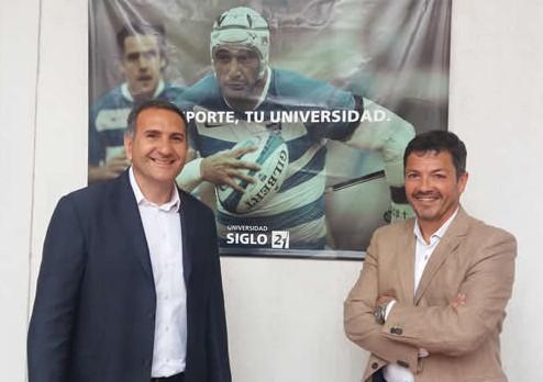 Los jugadores santigueños podrán acceder a becas de universitarias
