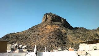 Gunung Nur Jabal al Nour
