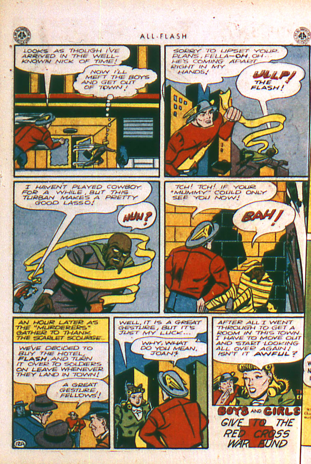 Read online All-Flash comic -  Issue #18 - 14