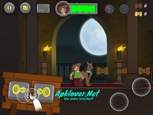 LEGO Scooby-Doo Haunted Isle MOD APK unlimited health