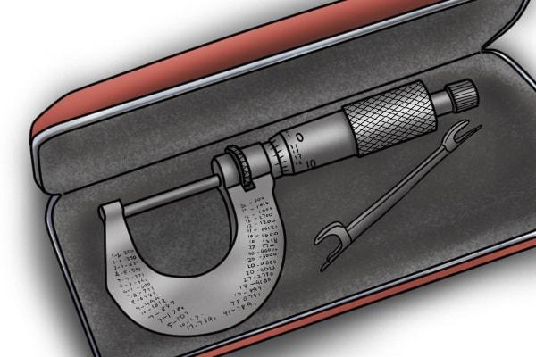 Mikrometre Bakımı