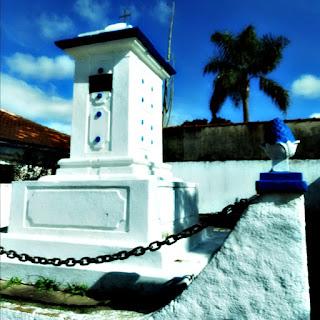 Túmulo de Luiz José Ribeiro Barreto, Triunfo (RS)