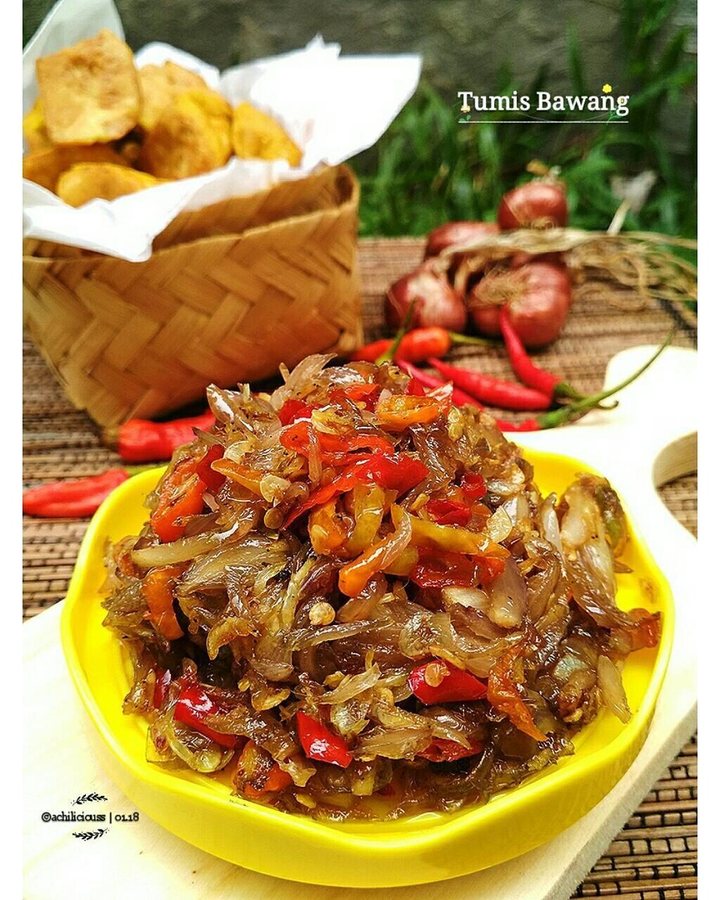 Ide Resep Masak Tumis Bawang Udang Rebon