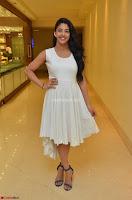 Daksha Nagarkar Cute Beauty in Sleeveless White Dress at Khwaaish Exhibition Launch 2017 ~  Exclusive 071.JPG