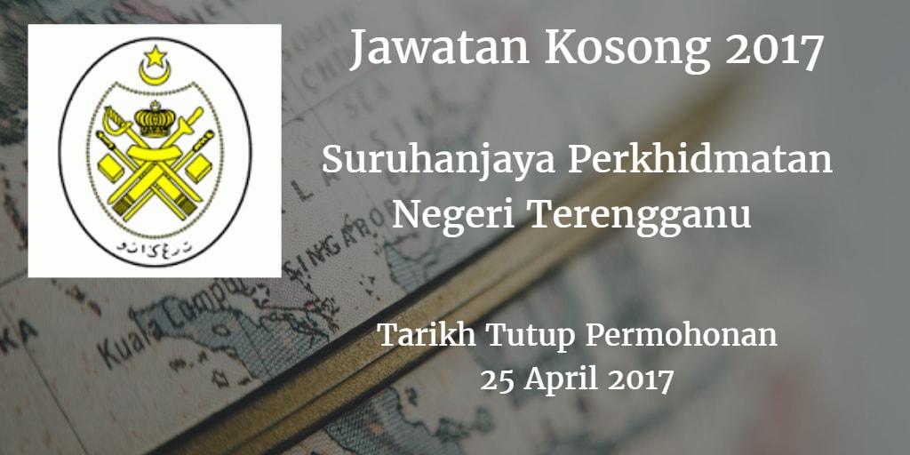 Jawatan Kosong SPN Terengganu 25 April 2017