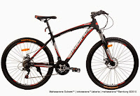 Sepeda Gunung Pacific Mazara 2.0 21 Speed 27,5 Inci