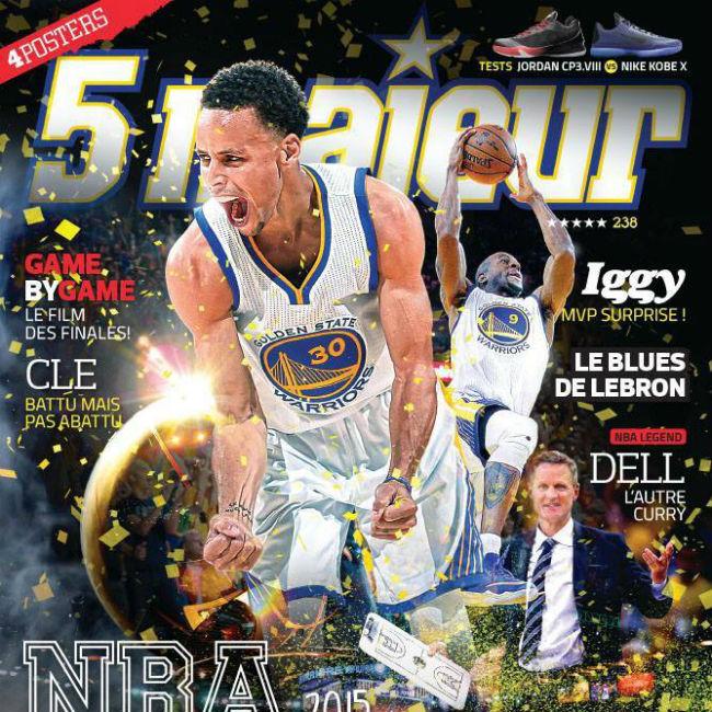 Top 5 des meilleurs magazines NBA - Who\'s The Bet
