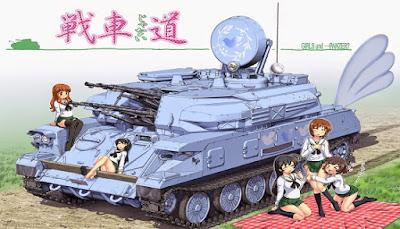 Hình ảnh Girls und Panzer Movie