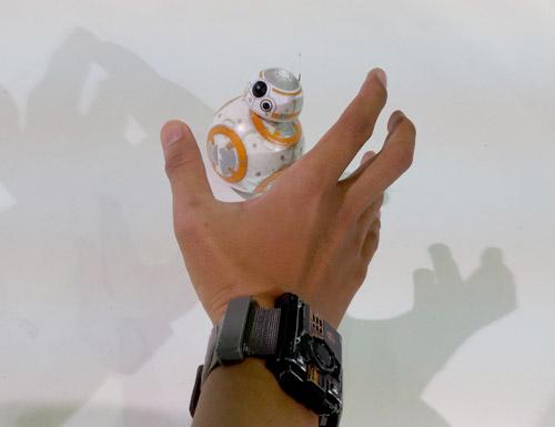 bb-8 droid kontrol