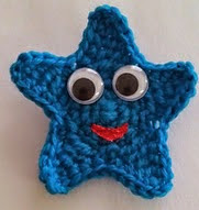 http://www.ravelry.com/patterns/library/star-applique-3