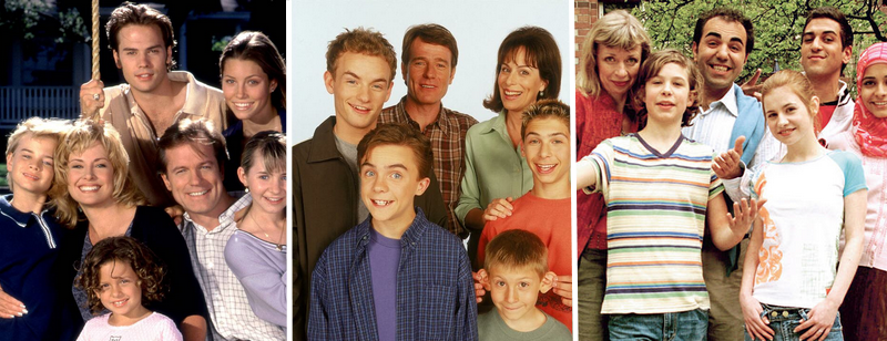 Séries TV & Nostalgie • FAMILY EDITION.