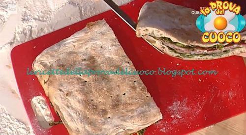 Pizza con broccoletti ricetta Bonci da Prova del Cuoco