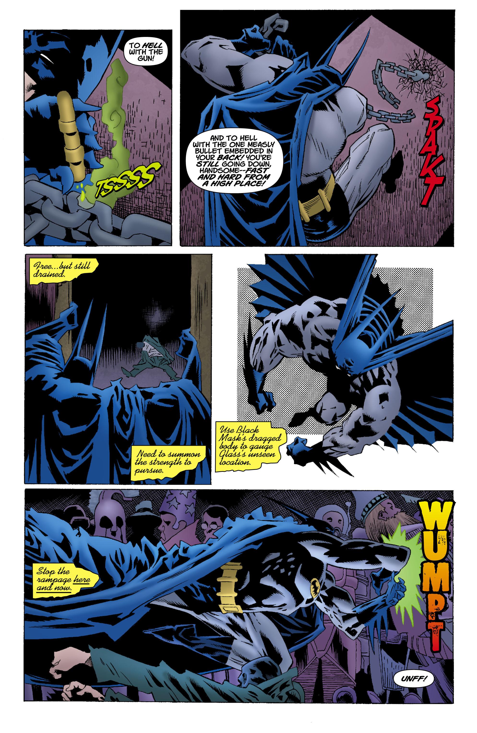 Read online Batman: Unseen comic -  Issue #4 - 13