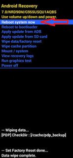 كيفية فرمتة ﻮاعادة ضبط المصنع ﺳﺎﻣﻮﺳﻨﺞ جلاكسي Samsung Galaxy F02s