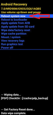 كيفية فرمتة واعادة ضبط المصنع ﺳﺎﻣﻮﺳﻨﺞ جلاكس Samsung Galaxy Note20 Ultra