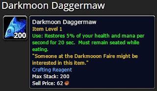 World of Warcraft DaggerMaw