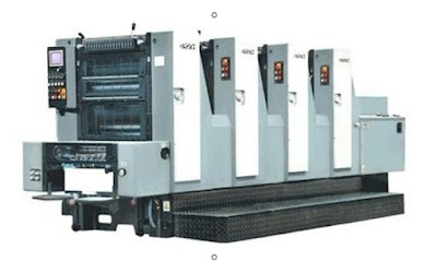 Offset Printing Machine GH 524