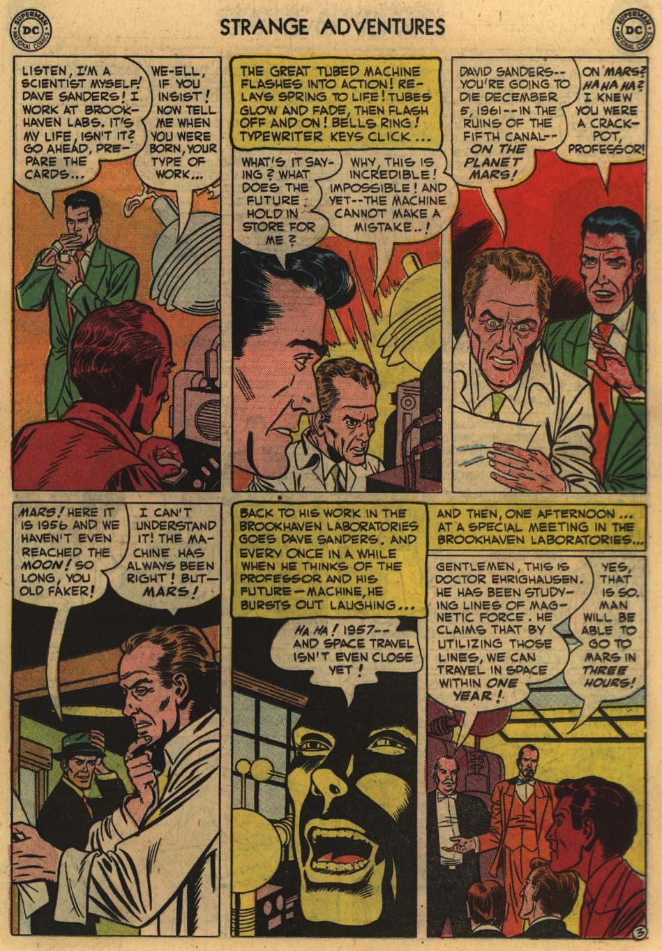 Strange Adventures (1950) issue 11 - Page 29