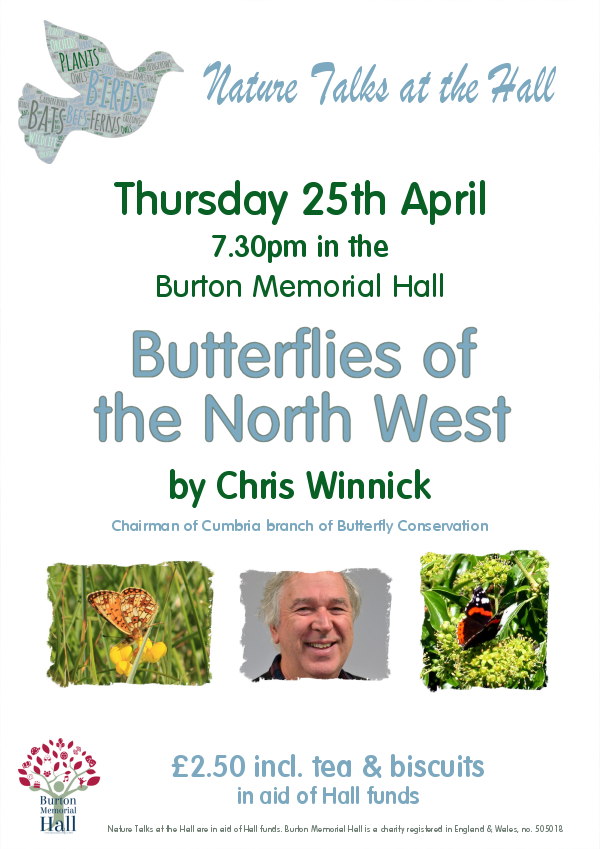 Butterflies of the North West