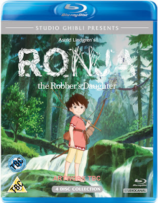 Ronja the Robber's Daughter on Blu-Ray & DVD