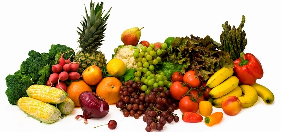 السعرات الحرارية في الفواكه والخضار