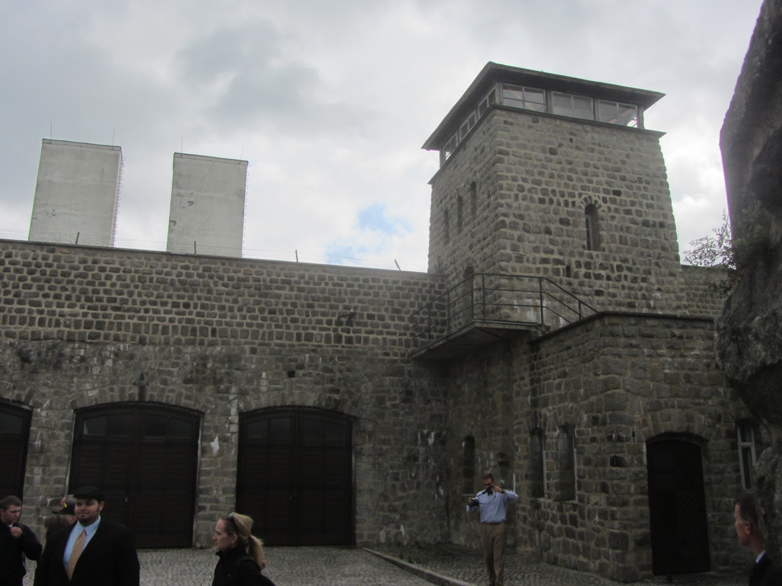 Where Murder Was a Way of Life: The Mauthausen