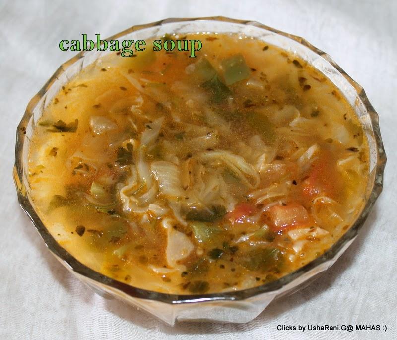 Cabbage Soup Diet Food Com