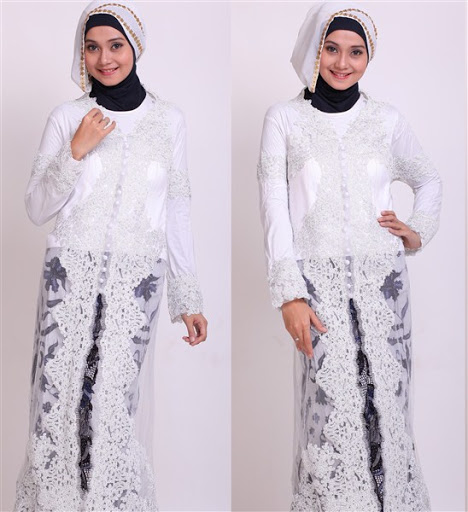 Inspirasi Kebaya Akad Muslim Love Kebaya Makes You Beauty