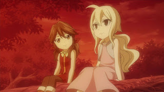 Mavis Vermillion and Zera