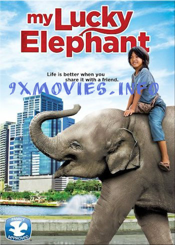 My Lucky Elephant 2013 Dual Audio Hindi 480p WEBRip 280mb