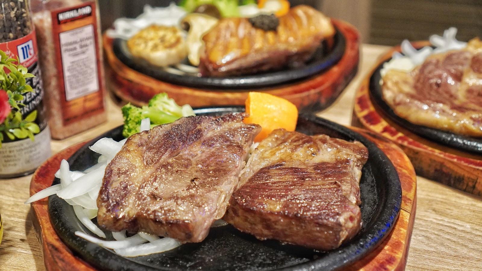 台南中西區美食【丹妮牛排】簡單調味才能吃出肉的原汁原味!