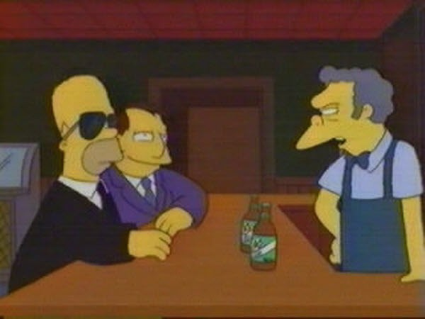The Simpsons - Season 10 Episode 09: Mayored to the Mob